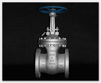 Kinka Valves providing the refinery and petrochemical industries with gate, globe, check valves